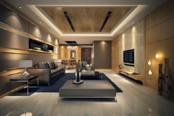 20+ Mẫu phòng khách đẹp, hiện đại và sang trọng nhất 2020 - 1