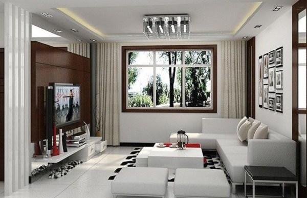 20+ Mẫu phòng khách đẹp, hiện đại và sang trọng nhất 2020 - 4