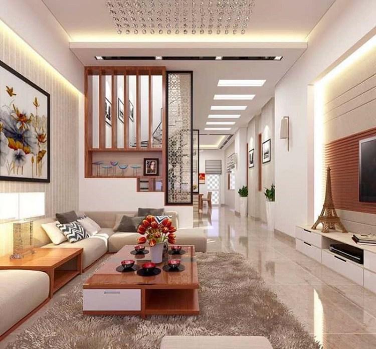 20+ Mẫu phòng khách đẹp, hiện đại và sang trọng nhất 2020 - 13