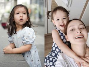 Hội mỹ nhân Việt lấy chồng Tây, sinh con gái bé nào hiện tại cũng đẹp bất phân thắng bại