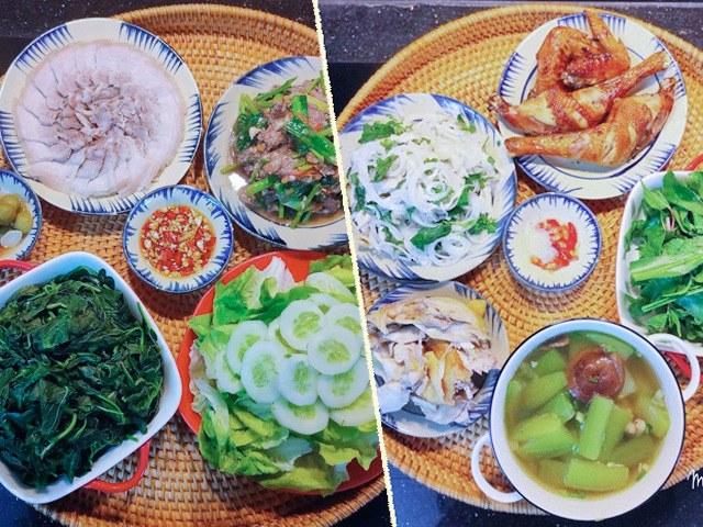 Gái Quảng làm dâu đất Bắc, được mẹ chồng dạy nấu ngon, chồng trân quý không để thừa một miếng
