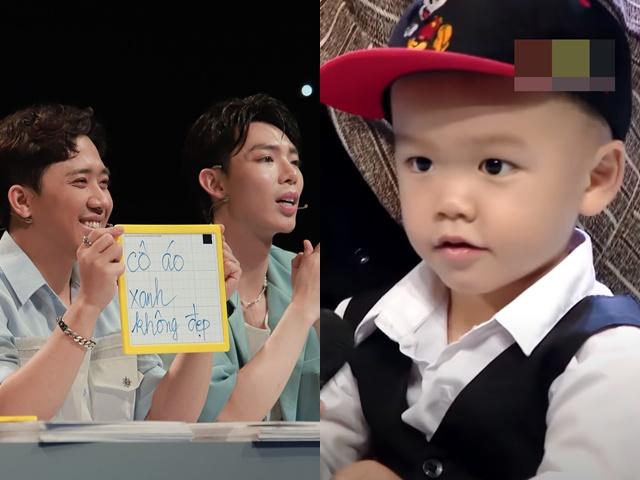 Trấn Thành, Erik tròn mắt với bé 3 tuổi tự biết đọc tiếng Anh, nhớ quốc kỳ hơn 200 nước