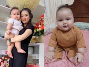 Con 9 tháng 16,5kg bụ nhất xóm, bị bắt giảm cân, mẹ trẻ đáp lời ai cũng câm nín