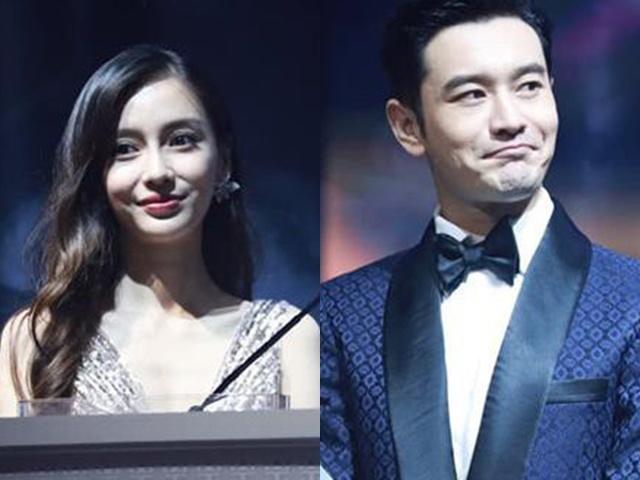 Ngôi sao 24/7: Thái độ khác thường của Angelababy và Huỳnh Hiểu Minh khi liên tục né nhau