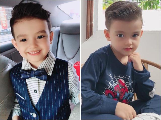 Lấy chồng Dubai, mẹ Việt sinh con không kém trai đẹp bị trục xuất, nhìn ảnh mới thấy: Di truyền!