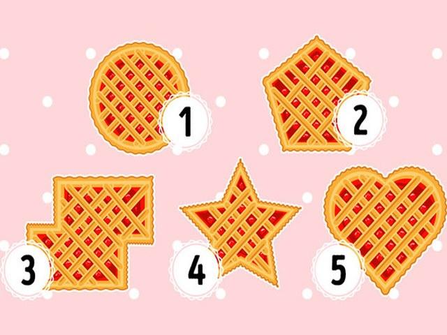 Cách chọn bánh tiết lộ điểm đặc biệt trong tính cách của bạn