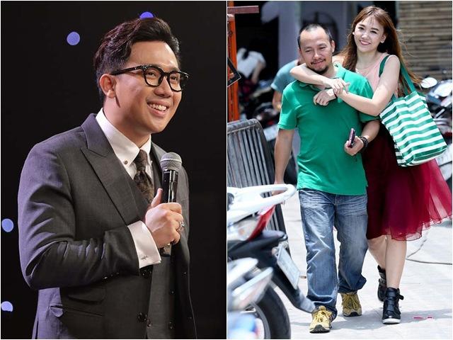 Trấn Thành gọi tên người yêu 9 năm của Hari Won khiến cả trường quay ngỡ ngàng