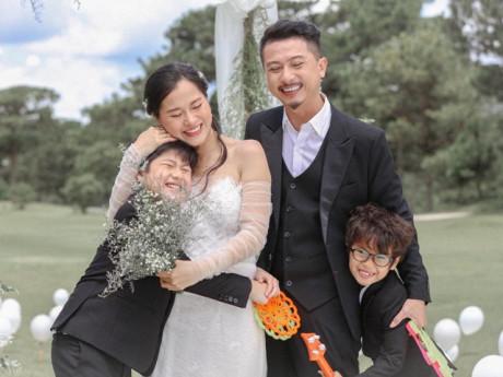 """Sao Việt đồng loạt cùng nhau chia sẻ """"Vợ chồng son"""", khẳng định tình cảm gia đình đáng trân trọng"""