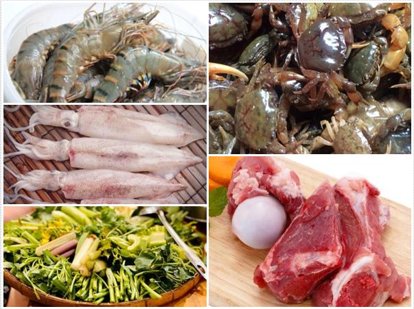Cách nấu lẩu cua đồng, cua biển ngon như ngoài hàng - 9