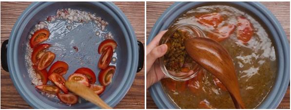 Cách nấu lẩu cua đồng, cua biển ngon như ngoài hàng - 7