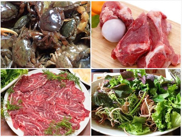 Cách nấu lẩu cua đồng, cua biển ngon như ngoài hàng - 1