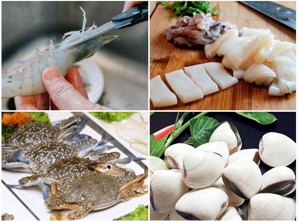 Cách nấu lẩu cua đồng, cua biển ngon như ngoài hàng - 10
