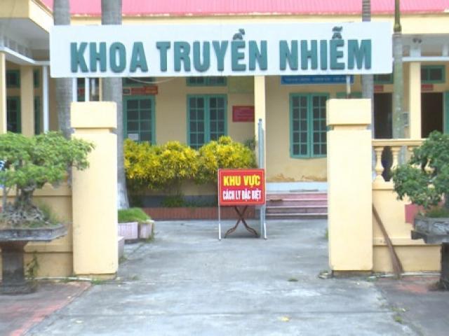Thái Bình có 1 ca nghi nhiễm COVID-19 trở về từ Quảng Nam, 9 người là F1