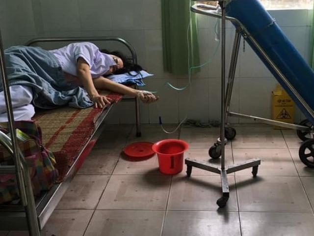 Nữ nhân viên y tế ở Đà Nẵng ngất xỉu, phải thở ô xy vì kiệt sức chống dịch COVID-19