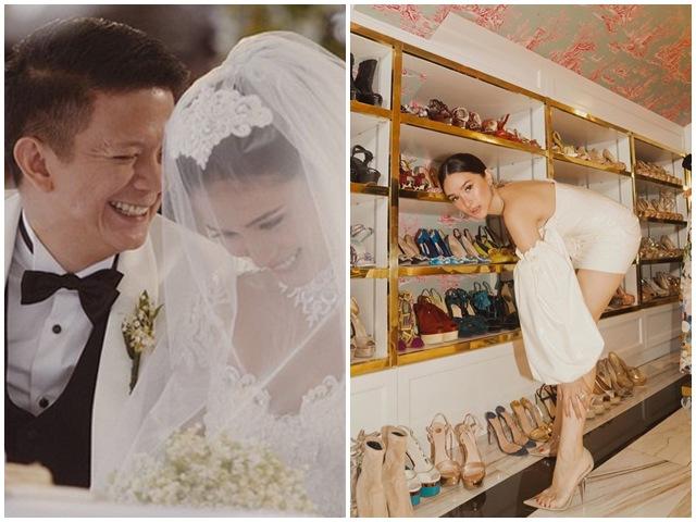 Đệ nhất mỹ nhân Philippines cãi lời bố mẹ lấy chồng già, 5 năm sau giàu có tột đỉnh