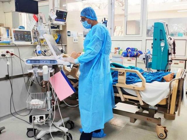 Việt Nam có 24 bệnh nhân tiên lượng nặng, 11 ca nguy cơ tử vong cao
