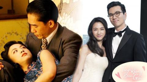 Giải trí - Chuyện tình của người đẹp bị ghét ở Trung Quốc và vị đạo diễn giỏi giang nhất nhì xứ Hàn