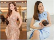 Bà bầu - Cưới 6 năm với chồng doanh nhân, người đẹp biển HHVN Ninh Hoàng Ngân hạnh phúc lên chức mẹ