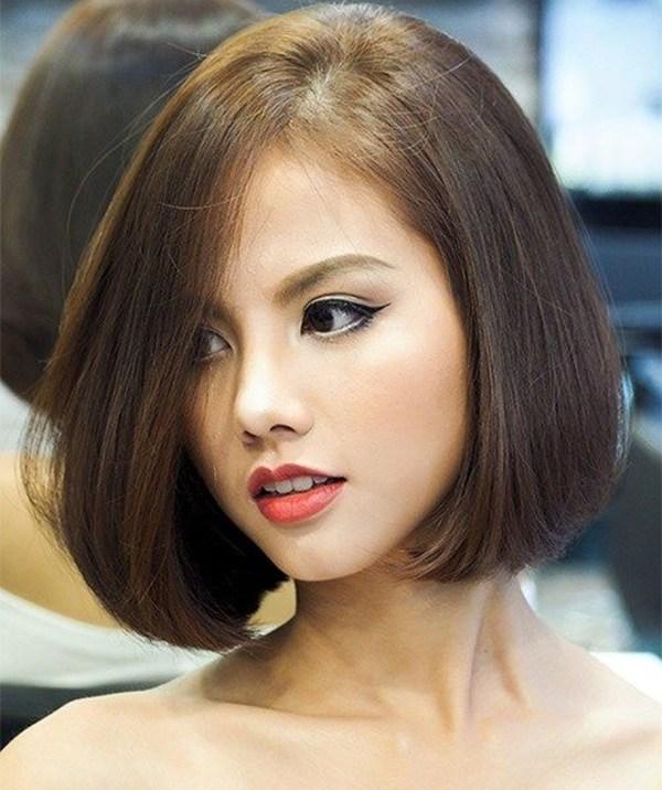 Kiểu tóc đẹp 2021 cho nữ được yêu thích và thịnh hành nhất hiện nay - 5