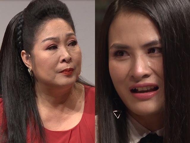 NSND Hồng Vân rớt nước mắt với người mẹ bị chồng bỏ, nuôi con sinh non thành siêu mẫu nhí