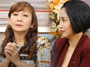 Ốc Thanh Vân đau lòng cảnh chồng trẻ vác dao chém vợ U60 khi mình mất khả năng gần gũi
