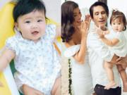 Cựusiêu mẫu Việt bỏ nghề theo chồng siêu giàu khoe con gái 1 tuổi xinh như búp bê