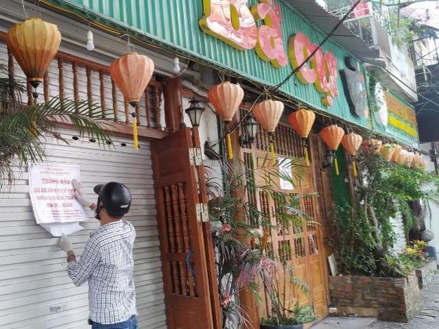 Thông báo khẩn liên quan đến bệnh nhân 816 đi dạo phố cổ Hà Nội, rong chơi ở Hải Phòng