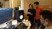 Nghệ sĩ hỗ trợ y bác sĩ, phóng viên ở Đà Nẵng mùa COVID-19