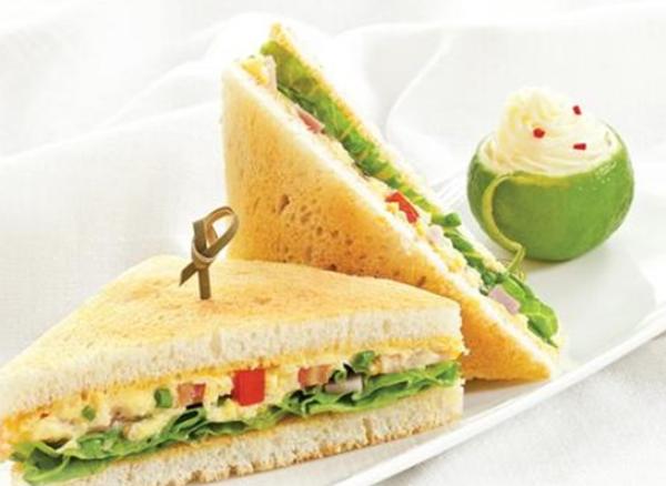 Cách làm bánh mì sandwich ngon mềm mịn kẹp với gì cũng hấp dẫn - 7