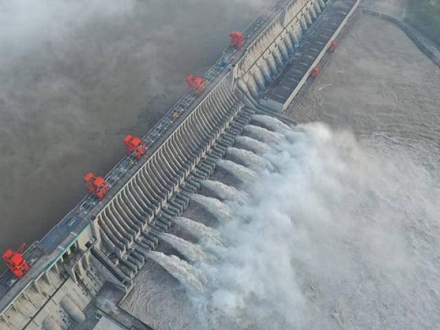 Lũ lớn chưa từng có đổ về đập Tam Hiệp: Vượt quá dự báo