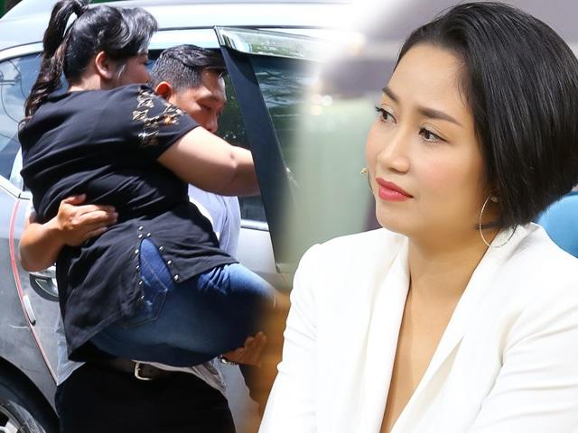 Ốc Thanh Vân đau lòng vì người chồng bế vợ Hoa khôi bơi lội suốt 15 năm