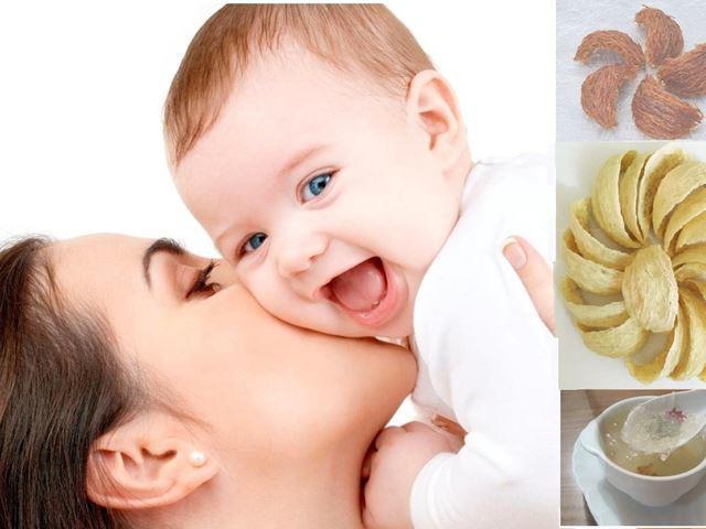 Dùng yến sào cho bé ăn như thế nào là đúng cách?