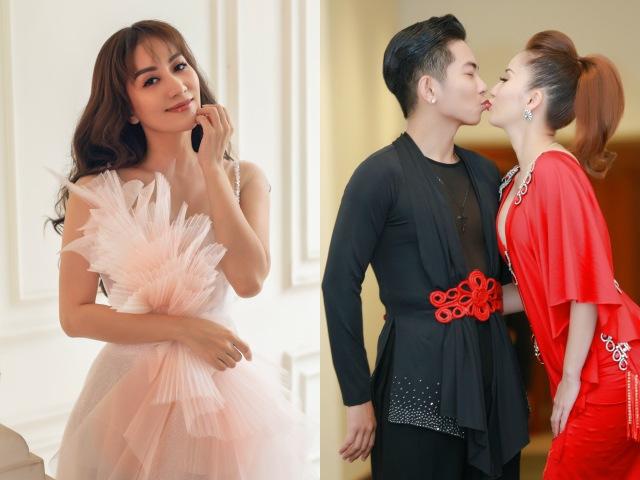Tuổi 38, Khánh Thi trẻ đẹp đến mức Phan Hiển cảm thấy tự ti dù ít tuổi hơn vợ