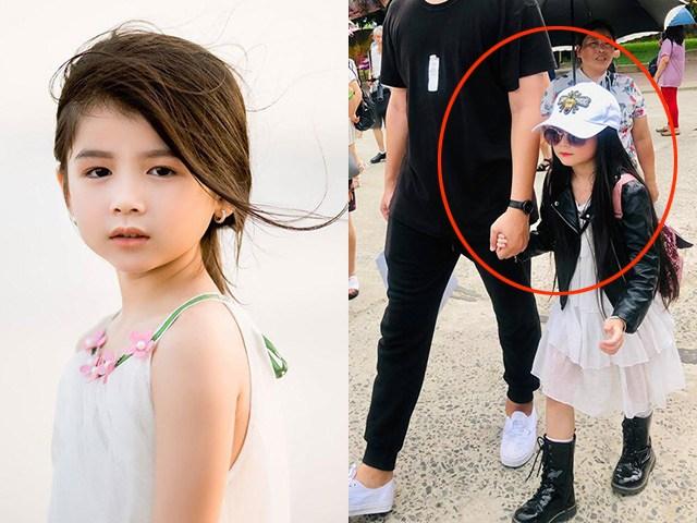 Con gái Trấn Thành đẹp tựa ngọc nữ, 7 tuổi đã tậu được đất nhờ cát xê đi diễn