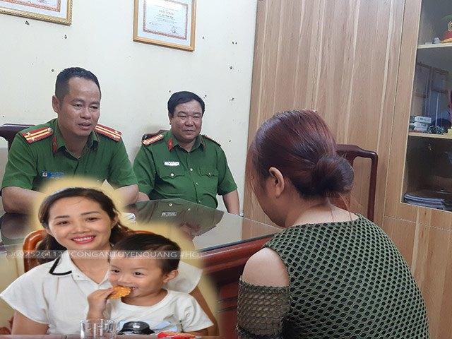 Tiết lộ sốc vụ bắt cóc ở Bắc Ninh: Khi bị bắt, nữ nghi phạm đang làm chuyện không ngờ