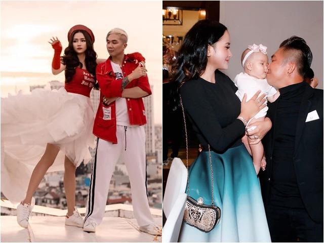 Sao Việt 24h: Khánh Đơn và vợ kém 8 tuổi tuyên bố hoãn cưới dù đã có con chung