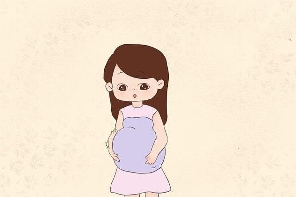 Vì sao bụng bầu của mẹ thường bị méo, bên to bên nhỏ chứ không cân đối?
