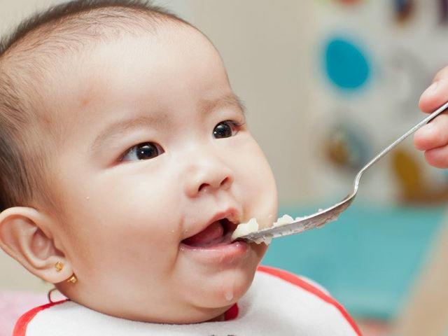 3 cách nấu cháo tôm hạt sen nóng hổi bổ dưỡng cho bé