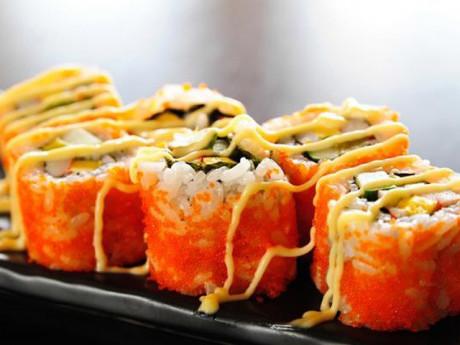 """Top 5 món sushi """"vạn người mê"""" của đất nước mặt trời mọc"""