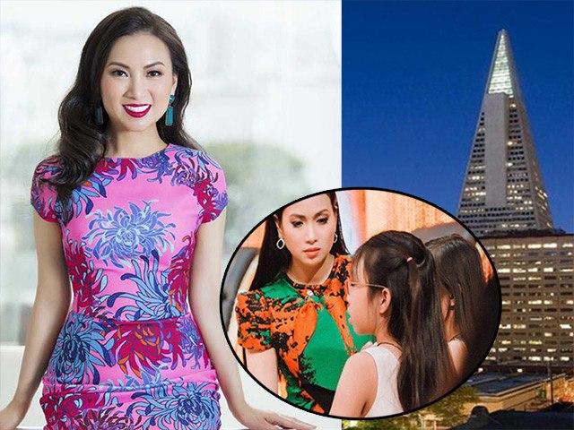 Em gái Cẩm Ly thành Người Việt giàu nhất thế giới, lấy 2 con bí ẩn trói tỷ phú Mỹ