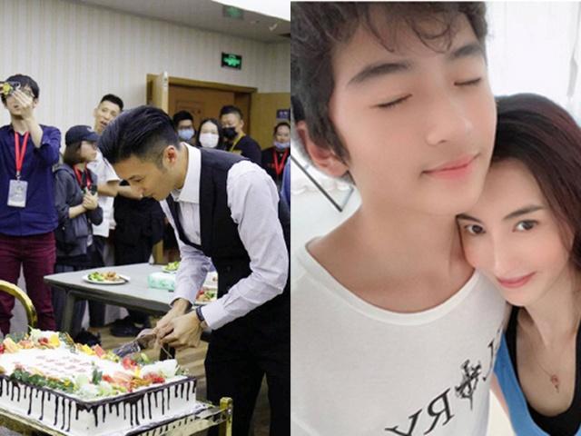 Tạ Đình Phong đón sinh nhật một mình, Trương Bá Chi mỉa mai chồng cũ