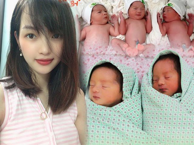 3 năm sinh 4 con, 9X Hà Nam mang thai hiếm 8 nghìn ca có một, nổi tiếng cả vùng