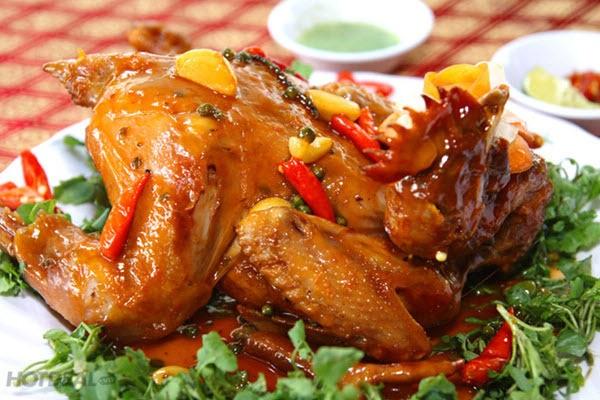 Hướng dẫn 3 cách làm gà hấp thơm ngon khó cưỡng - 10
