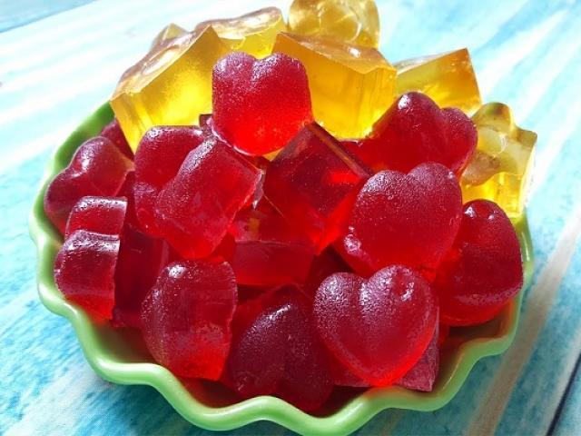 2 cách làm kẹo dẻo cho bé vị trái cây tự nhiên siêu dễ tại nhà