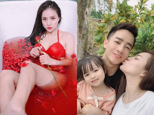 Nữ diễn viên Quỳnh búp bê cưới Đỗ Duy Nam, đi bán chân giò nướng nuôi con