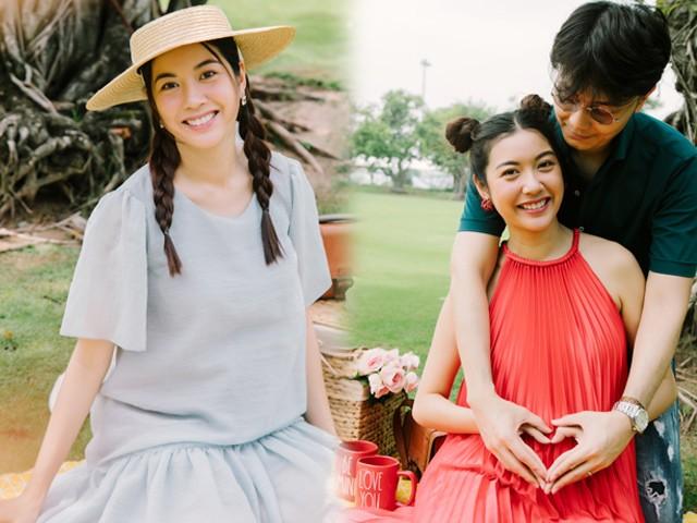 Thông báo có thai ngay tại đám cưới, Thúy Vân lần đầu khẳng định không hề vỡ kế hoạch