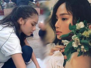 Miu Lê đăng ảnh thuở thiếu thời chứng minh nhan sắc đẹp tự nhiên không chỉnh sửa