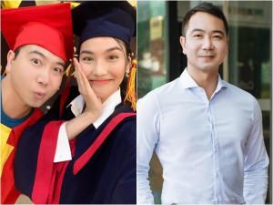 Sao Việt 24h: Chồng giàu của Lan Khuê trẻ trung như sinh viên bên vợ trong bữa tiệc độc lạ