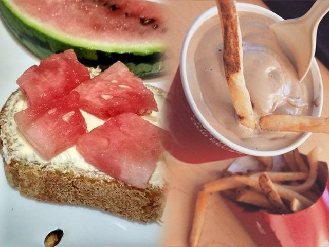 9 sự kết hợp món ăn không thể tin nổi nhưng lại tạo ra hương vị ngon đến bất ngờ