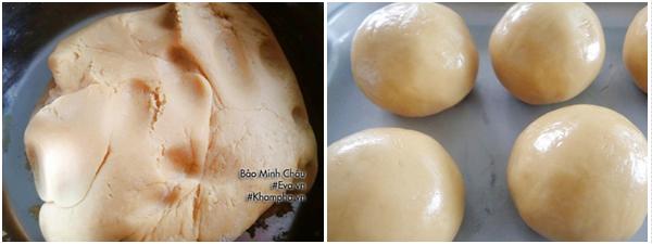 Cách làm bánh Trung thu nhân đậu xanh cho bánh nướng và bánh dẻo - 6